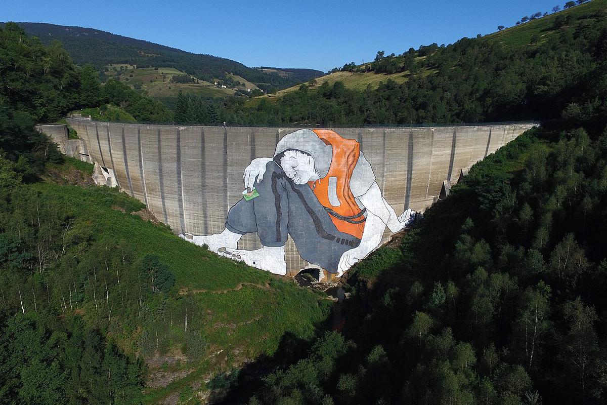 La fresque (août 2017)