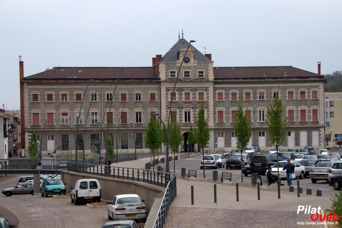 Rive-de-Gier<br/>(avril 2009)