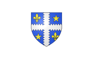 Armoiries de Sainte-Croix-en-Jarez