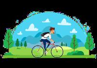 Cyclisme et VTT dans le Pilat