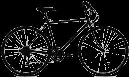 Vélo tout chemins VTC