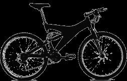 Vélo tout terrains VTT