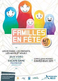 Familles en fête Annonay