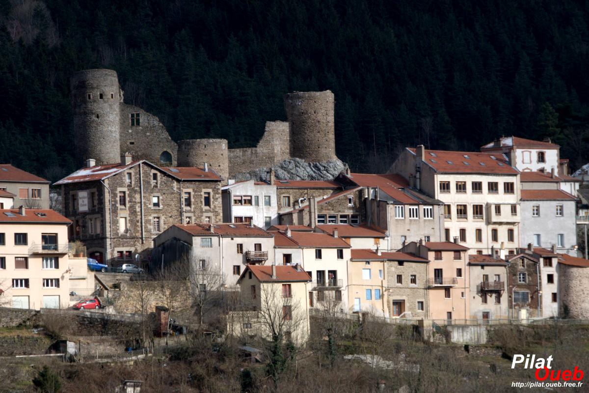 Le village de Rochetaillée<br/>(février 2009)