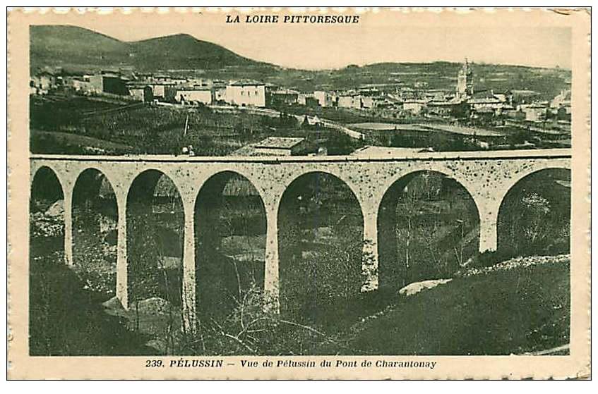 Le pont de Charantonnay