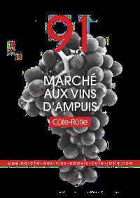 Marché aux vins d'Ampuis