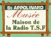 Musée de la radio et de la TSF à Saint-Appolinard